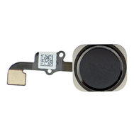 Replacement for iPhone 6/6 Plus Home Button Assembly - Black