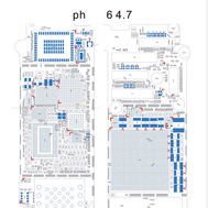 Schematic Diagram (searchable PDF) for iPhone 6/6p/5s/5c/5/4s/4- PDF Version
