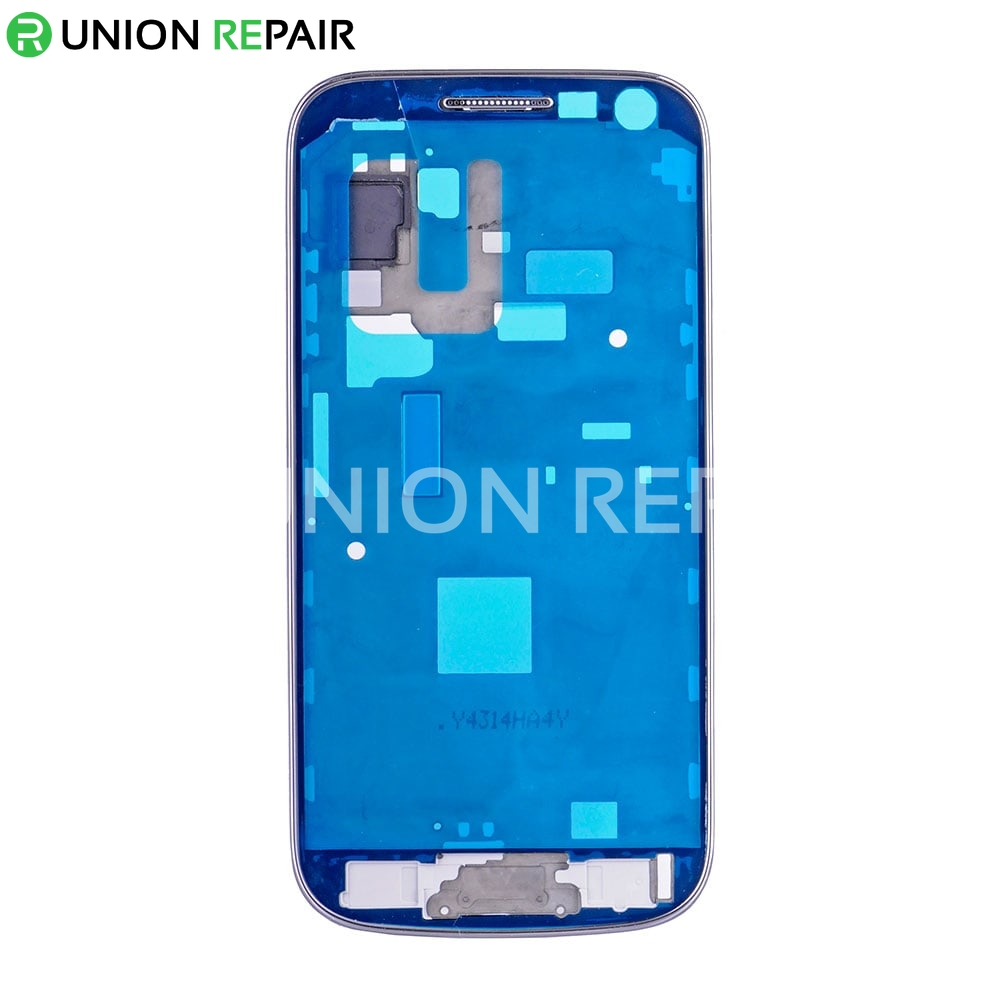 replacement for samsung galaxy s4 mini i9195 front housing. Black Bedroom Furniture Sets. Home Design Ideas