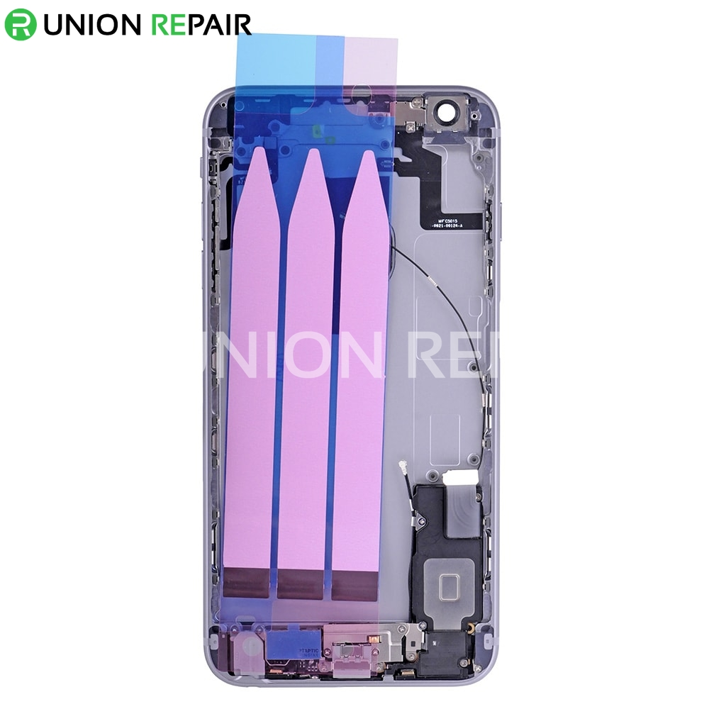 how to track iphone replacement for iphone 6s plus back cover assembly grey 14314