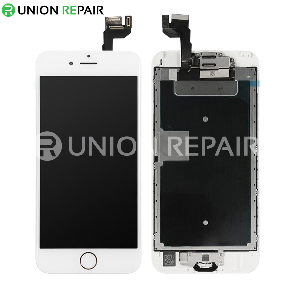 iphone home button on screen replacement for iphone 6s plus lcd screen assembly 17655