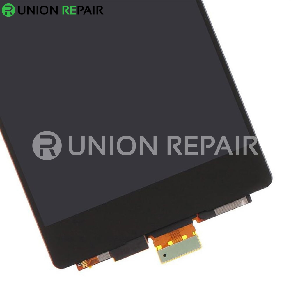 how to change screen and digitizer for sony z3