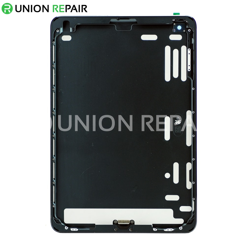 Ipad Mini Black Back Apple Wifi 16gb Replacement For Cover Version