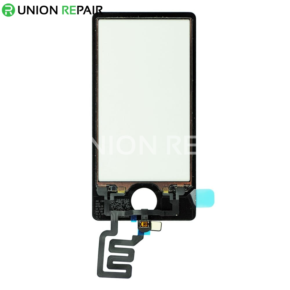 Replacement for iPod Nano 7th Gen Touch Screen Digitizer Black