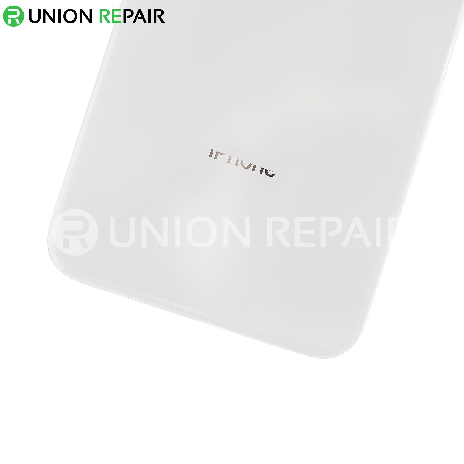Replacement for iPhone X Back Cover - White