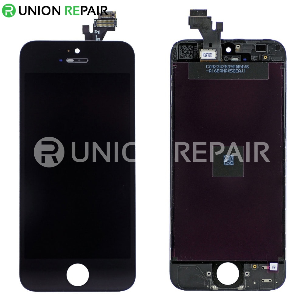iphone 5 lcd replacement for iphone 5 lcd with digitizer assembly black 11006