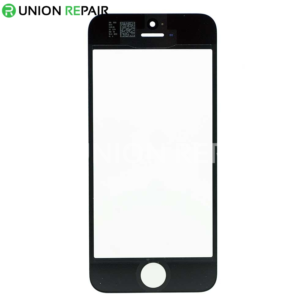 iphone 5c glass replacement replacement for iphone 5c front glass lens black 14666