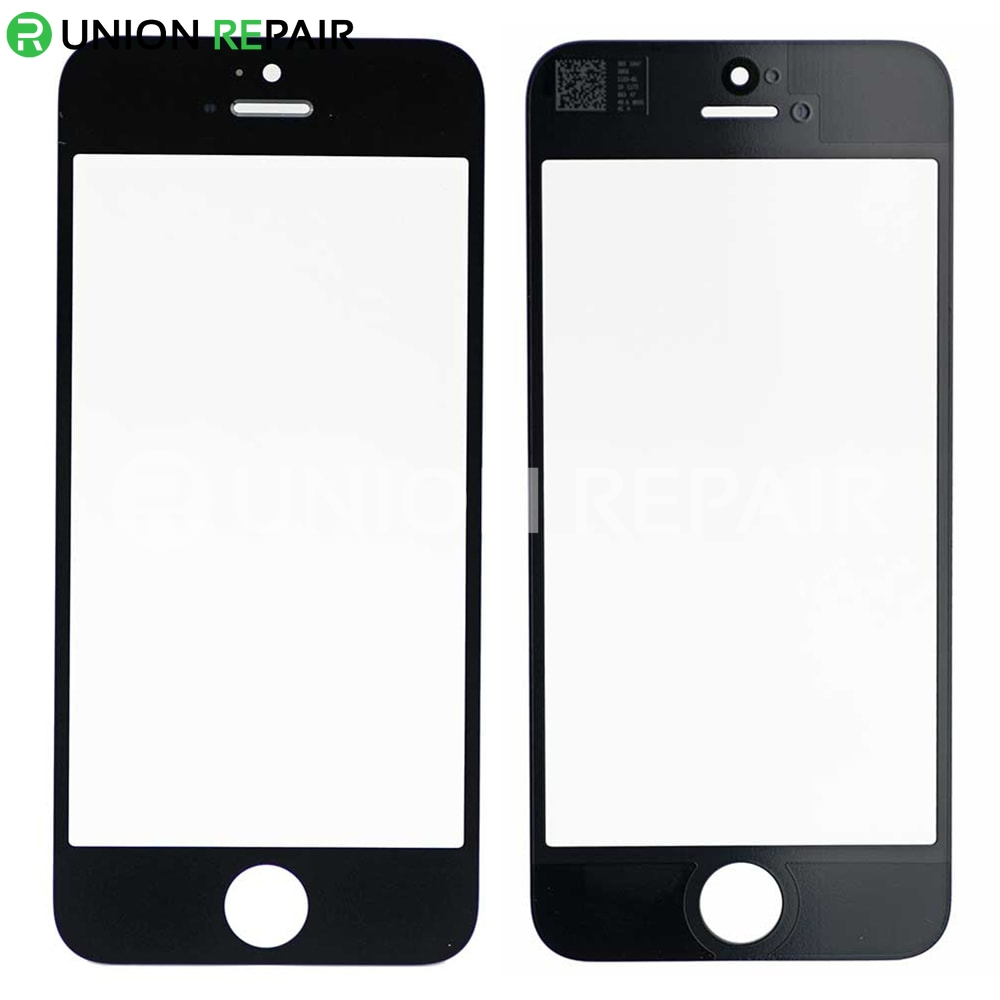 iphone 5s glass replacement replacement for iphone 5s se front glass lens black 2387