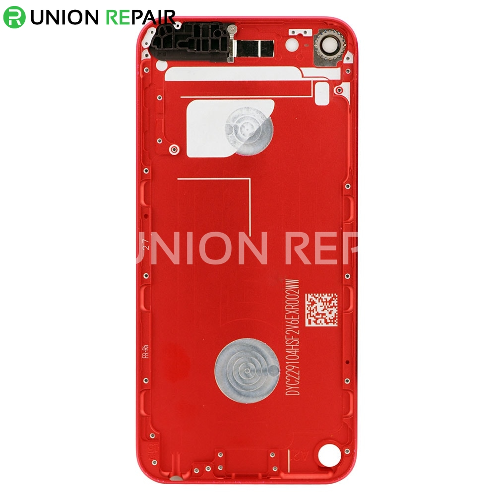 Replacement for iPod Touch 5th Gen Back Cover Red  |Ipod 5th Generation Red