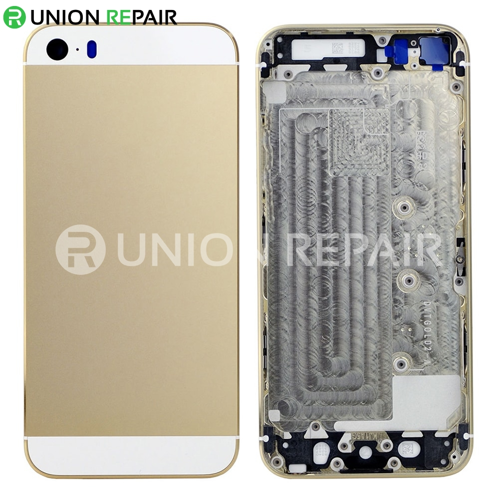 iphone 5s back cover replacement for iphone 5s back cover gold 5005